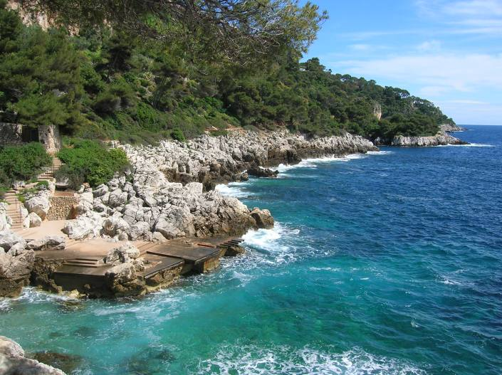 Cap Ferrat, South of France, another favourite walk